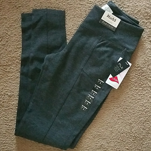 f071b3ce2bd Mudd Pants | Grey Leggings | Poshmark